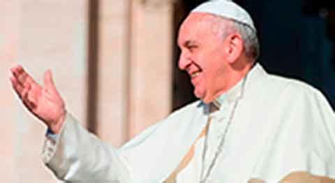 Papa Francisco Testimonio de esperanza