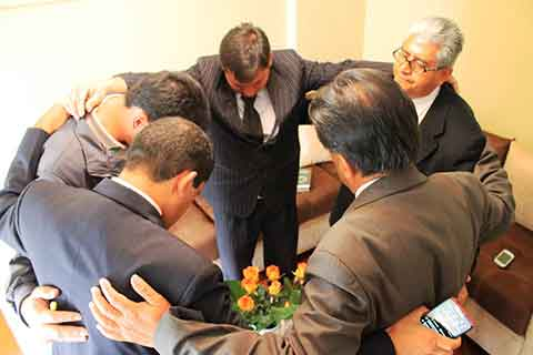 Espiritualidad en el mundo empresarial